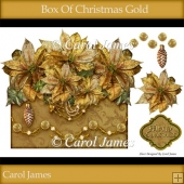 Box Of Christmas Gold