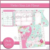 Perfect Roses Life Planner