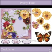 Pansy Time