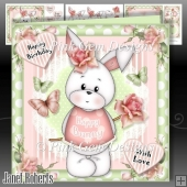 Happy Bunny Mini Kit