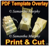 Wedding Favors Template Overlay PDF Sheet