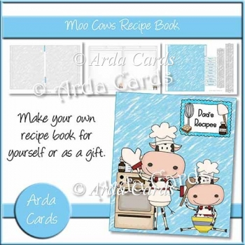 Moo Cows Recipe Book