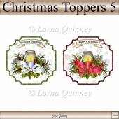 Christmas Toppers 5