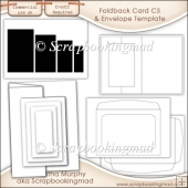 C5 Foldback Card, Pyramage & Envelope Templates Commercial Use