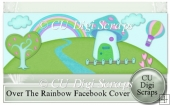Over the Rainbow Facebook Timeline Cover