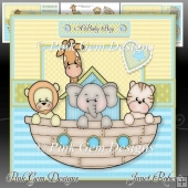 Noahs Ark Mini Kit - New Baby Boy