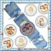 Nativity Christmas Cracker Kit