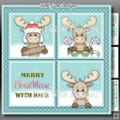 Moose Squares Mini Kit