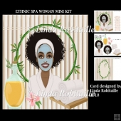 Ethnic Spa Woman Mini Kit