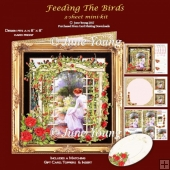 Feeding the Birds - 3-Sheet Mini-Kit
