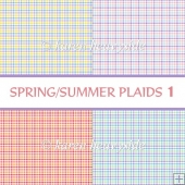 Spring_Summer Plaids 1 Papers