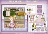 Mrs Wine Mouse Mini Kit