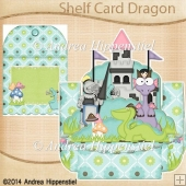 Shelf Card Dragon