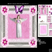 Breast Cancer Angel of Hope Mini Kit