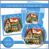 Little Winter Inn 3D Bauble Gift Set