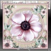 Pink Rose Mini Kit
