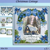Christmas Cottage Mini Kit