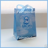 Blue Baby Gift Bag