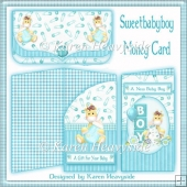 Sweetbabyboy Money Card