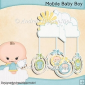 Mobile Baby Boy