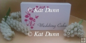 Cherry Blossom Wedding Collection - Cake Box Cutting File
