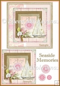 Seaside Memories Topper with Decoupage Layers