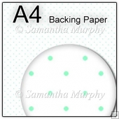 ref1_bp27 - White & Green Dots