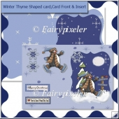 Winter Thyme Card Kit