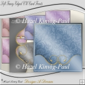 Soft Fancy Edged CU Card Fronts