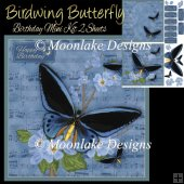 Birdwing Butterfly Mini Kit