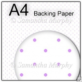 ref1_bp19 - White & Purple Dots