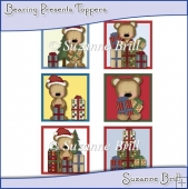 Bearing Presents Toppers
