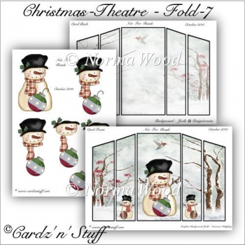 Christmas Theatre Fold - 7