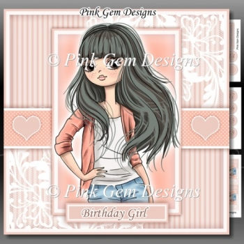 Birthday Girl 2 Mini Kit With Ages 13 - 18 Yrs