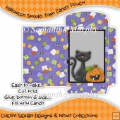 Halloween Spooky Town Candy Pouch (3)