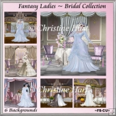Fantasy Ladies Bridal Collection