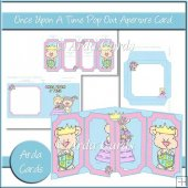 Once Upon A Time Pop Out Aperture Card