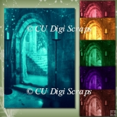 Gothic Backgrounds Set 2 CU4CU