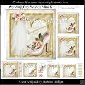 Wedding Day Wishes Mini Kit