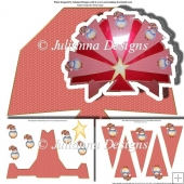 Christmas Stand Alone Fan 1