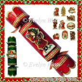 Victorian Christmas Cracker Kit