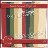 Tuscan Summer Paper Set 4