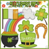 Little Irish Accents Commercial Use Clip Art