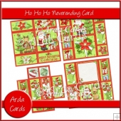Ho Ho Ho Neverending Card