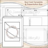 Box Card & Presentation Box Template Commercial Use OK