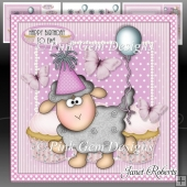 Birthday Sheep Mini Kit