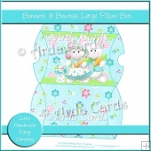 Bonnets & Bowties Large Pillow Box