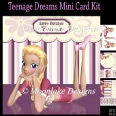 Teenage Dreams Mini Card Kit