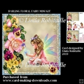 Darling Floral Fairy Mini Kit