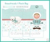 Snowfriends 1 pinch bag